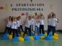 V Spartakiada Przedszkolaka