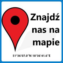 Znajdź nas na mapie